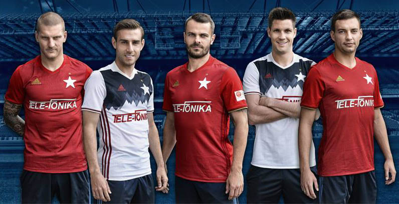 Outstanding Wisła Kraków 16-17 Home and Away Kits Released ...