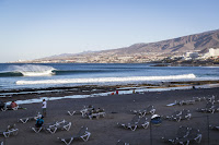 32 line Up Cabreiroa Pro Las Americas foto WSL Damien Poullenot