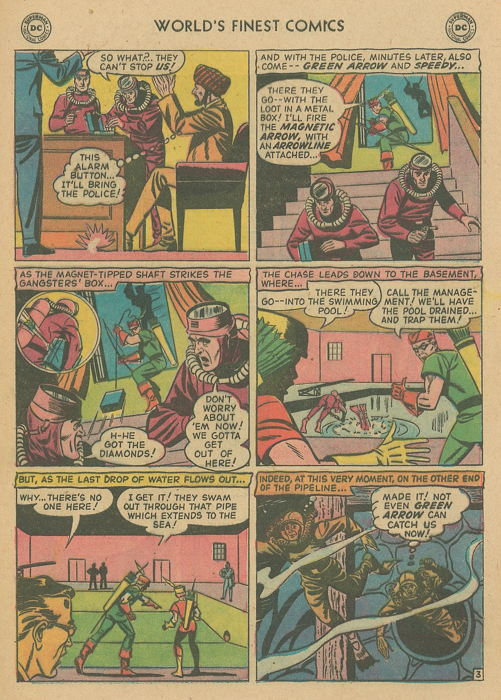 Read online World's Finest Comics comic -  Issue #92 - 5