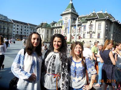 Alina, Madalina si Oana