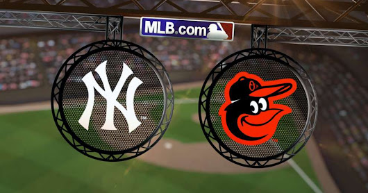 Series Preview: New York Yankees @ Baltimore Orioles (5/29-5/31)