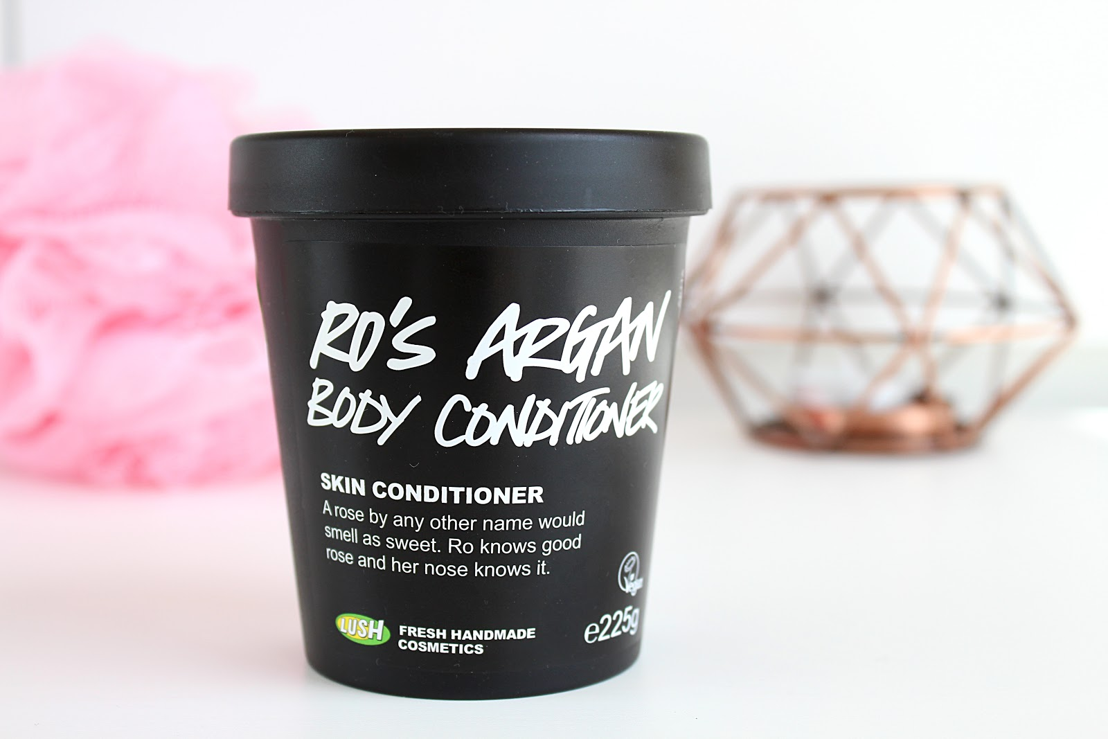 LUSH Ro's Argan Body Conditioner Review, Life in Excess Blog
