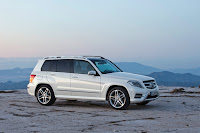 New 2012 Mercedes Benz GLK X204 Renovated Official High Resolution Picture