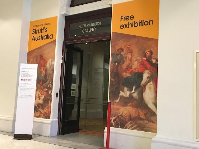 State Library of Victoria Strutt's Australia