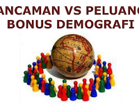 Bonus Demografi : Ayo Siapkan Indonesia Untuk 2036 !