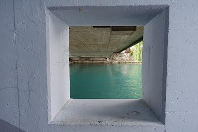 Unter der Sinnebrücke, Thun