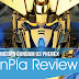 Review: P-Bandai: PG 1/60 Unicorn Gundam 03 Phenex