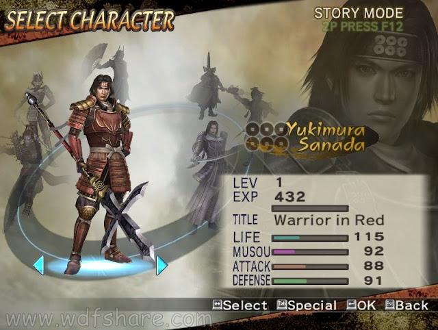 Samurai Warriors 2 For PC