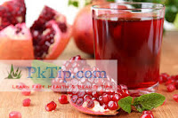 Pomegranate Juice For Fairness