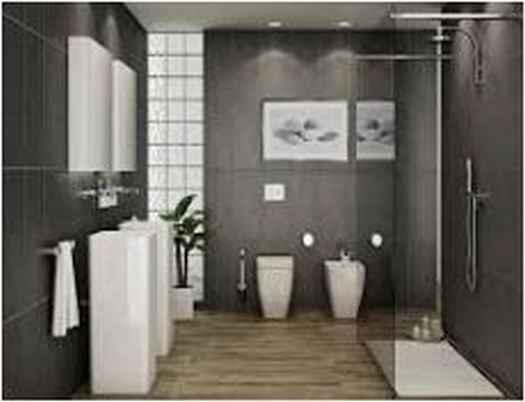 Bathroom Ideas Dark Grey-