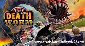 Death Worm APK Monster Cacing Yang Ganas