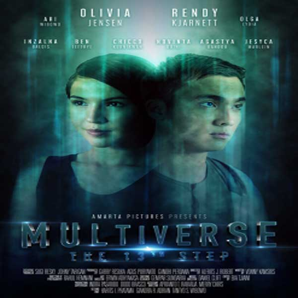 Multiverse: The 13th Step, Multiverse: The 13th Step Synopsis, Multiverse: The 13th Step Trailer, Multiverse: The 13th Step Review, Multiverse: The 13th Step Poster