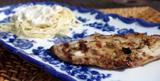Lemon Ricotta Pasta from Dixie Chick Cooks on @KatrinasKitchen