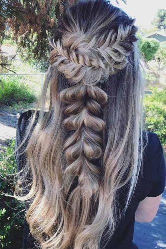 fashion braid idea for this fall