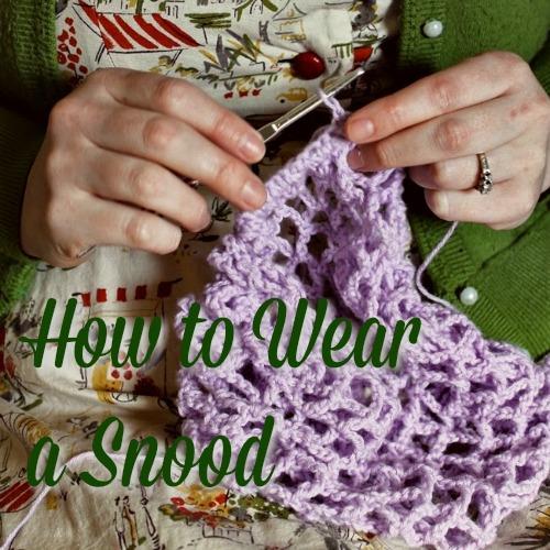 How To Wear A Snood Fashion Inspiration Tanith Rowan
