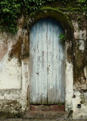 Passeio em Morretes - porta