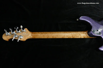 Music Man Luke refinished neck