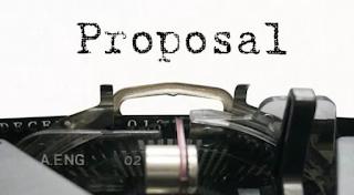 Pengertian Proposal Secara Umum