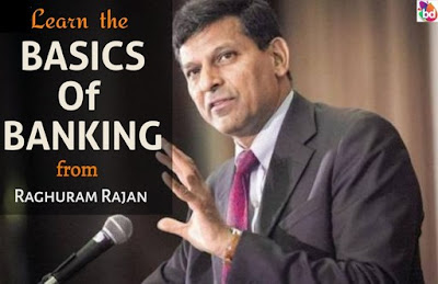 Learn The Basics of Banking from Raghuram Rajan