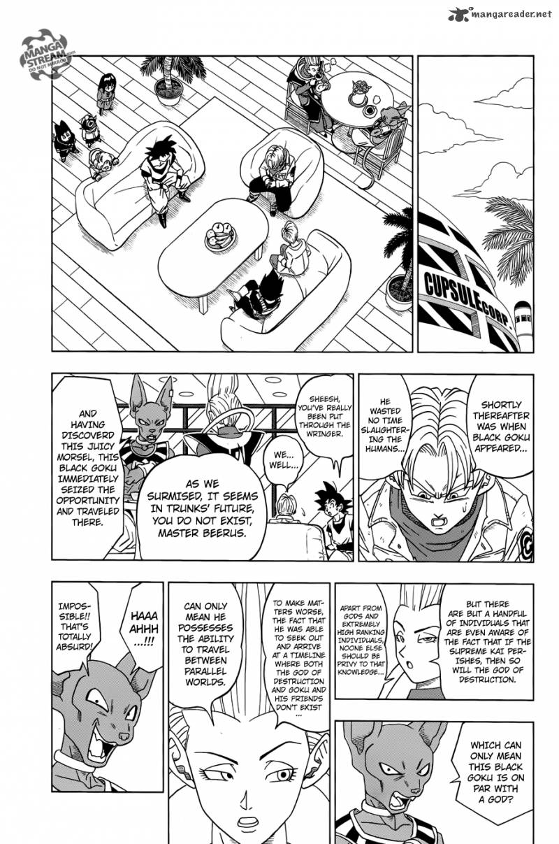 Dragon Ball Super Ch.16