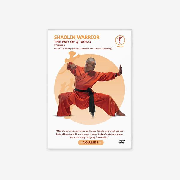 Qi Gong, Shaolin Warrior DVD, Part 3.