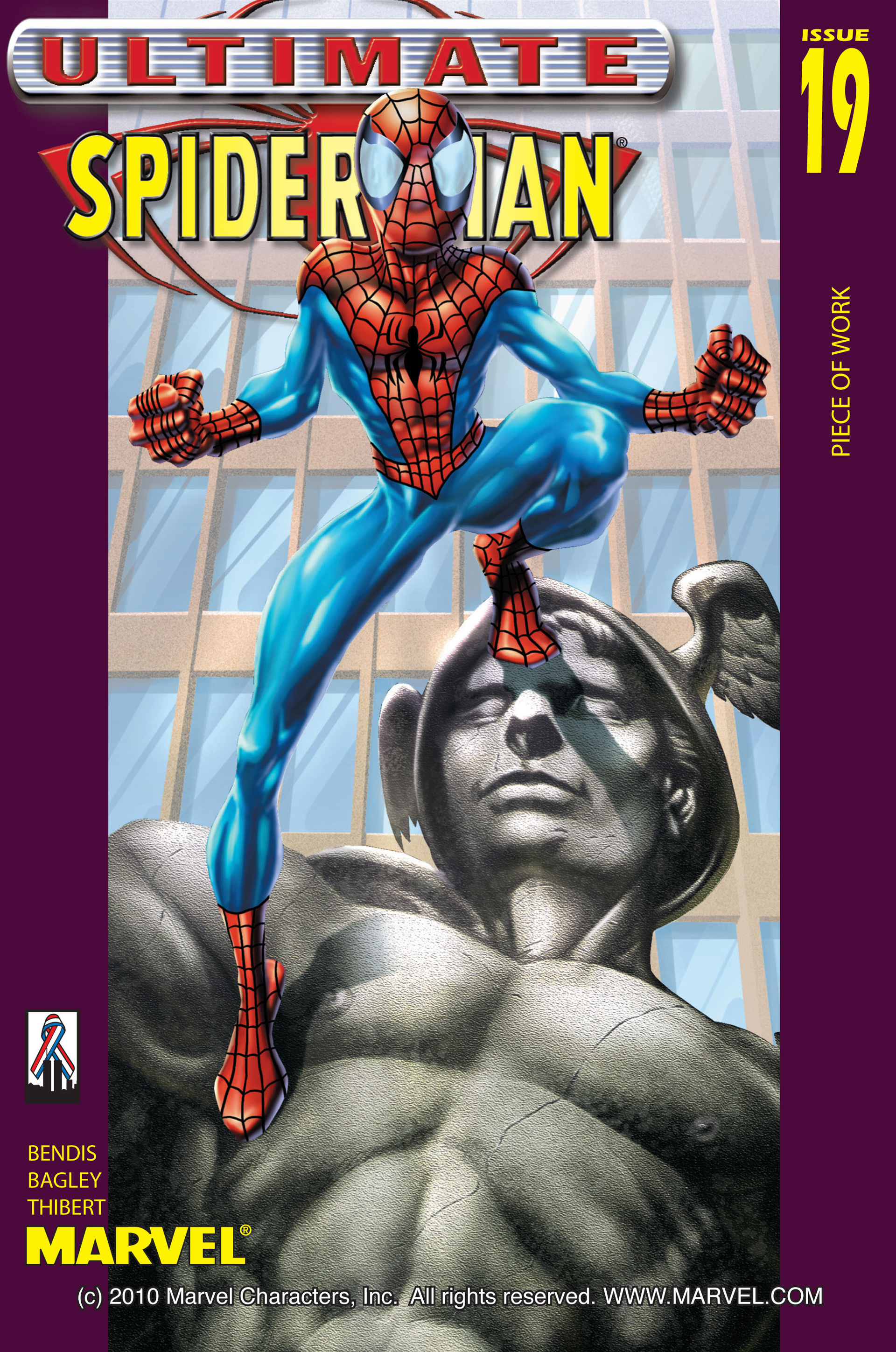 Read online Ultimate Spider-Man (2000) comic -  Issue #19 - 1