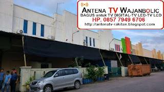 Jual ANTENA TV WAJANBOLIC  Sukajadi Batam