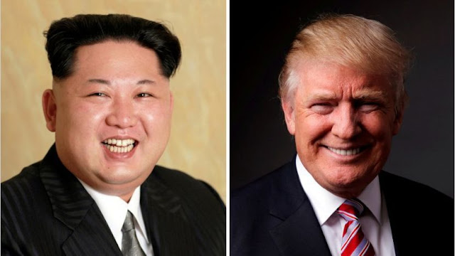 "Donald Trump a Kim Jong Un: ""Mi botón nuclear es más grande"""