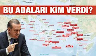 Ο Erdogan ζητάει νέα χάραξη συνόρων, αλλιώς διαρκή ένταση
