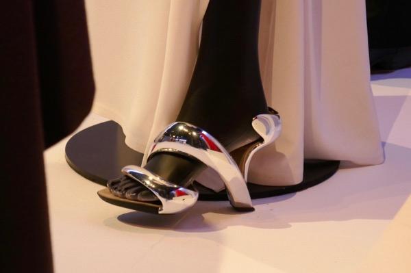 Star Wars Last Jedi Canto Bight female shoe