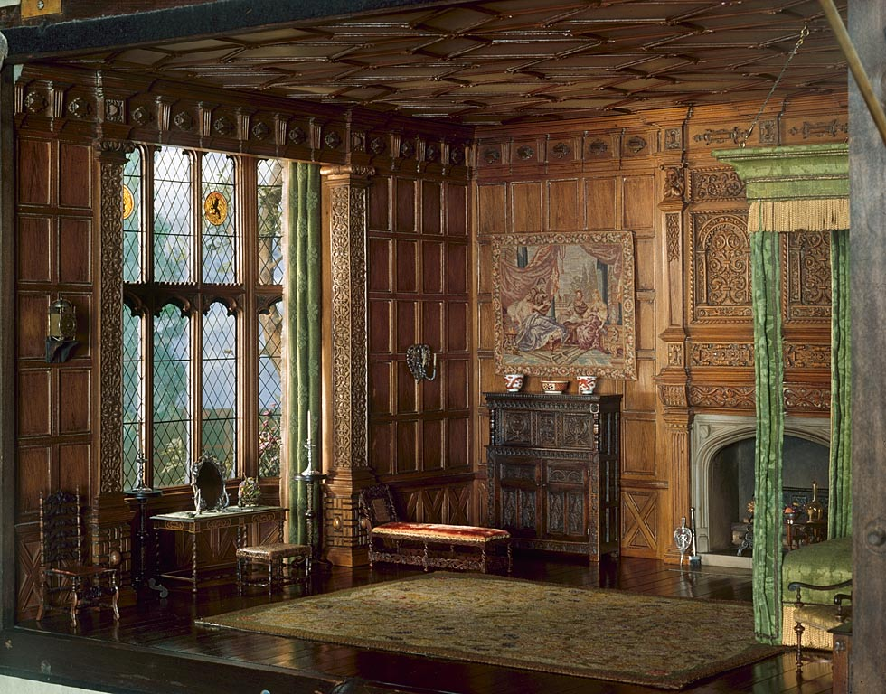 Rooms: Dolls' Houses And Miniatures: The Thorne Room Collection