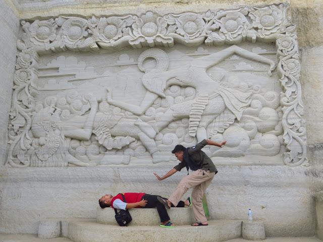 Wisata Tebing Breksi Yogyakarta