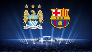 شاهد مباراة برشلونة ومانشستر سيتي بث مباشر فى دورى ابطال اوربا