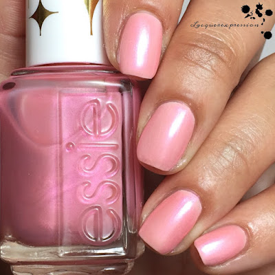 nail polish swatch of Bikini with a Martini by Essie