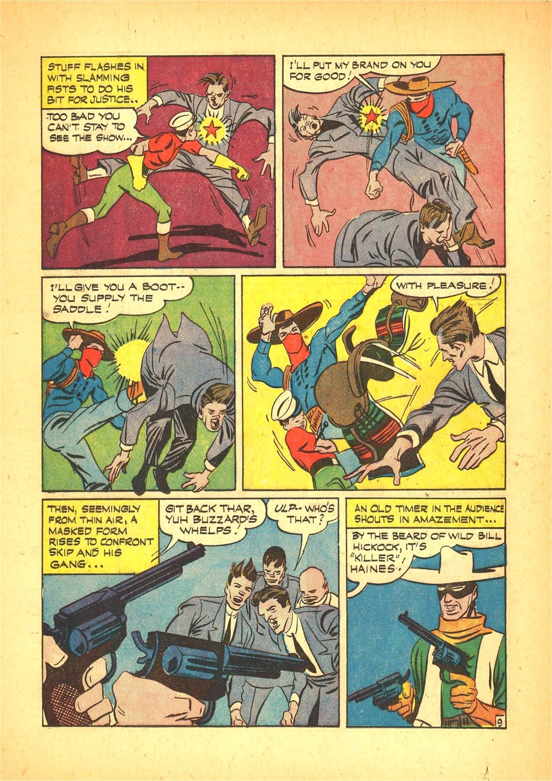 Read online Action Comics (1938) comic -  Issue #72 - 24