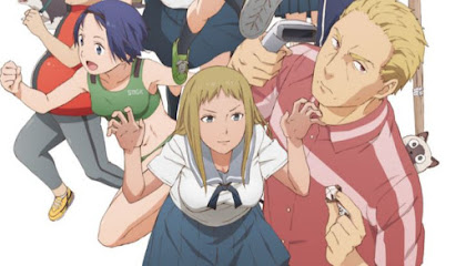 Chio-chan No Tsuugakuro Todos os Episódios Online