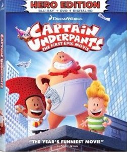 Captain Underpants The First Epic Movie 2017 English 480p BRRip 300MB ESubs