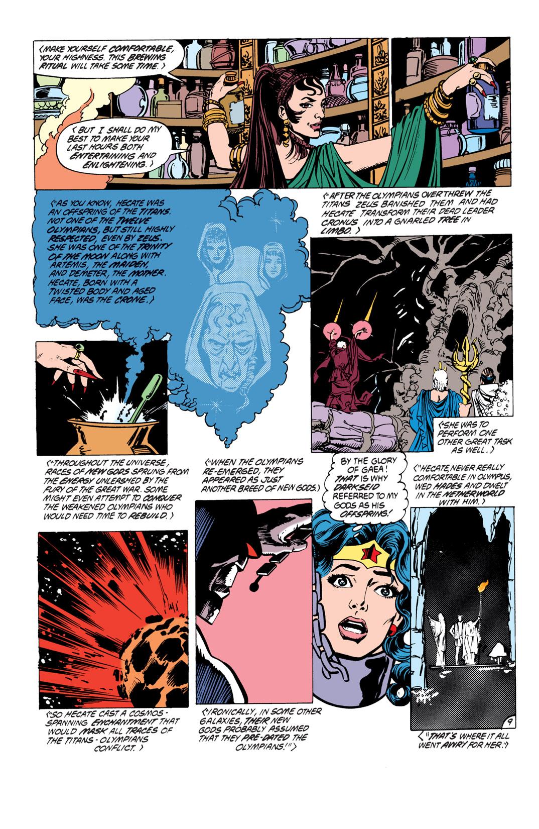 Read online Wonder Woman (1987) comic -  Issue #19 - 10