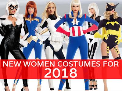 New Sexy Women costumes 2018