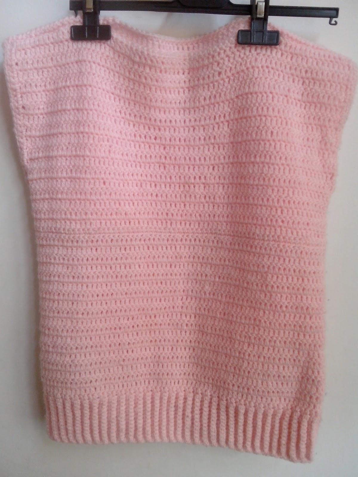 Lunivers Darmelle Tuto Pull Enfant Au Crochet Taille 910 Ans