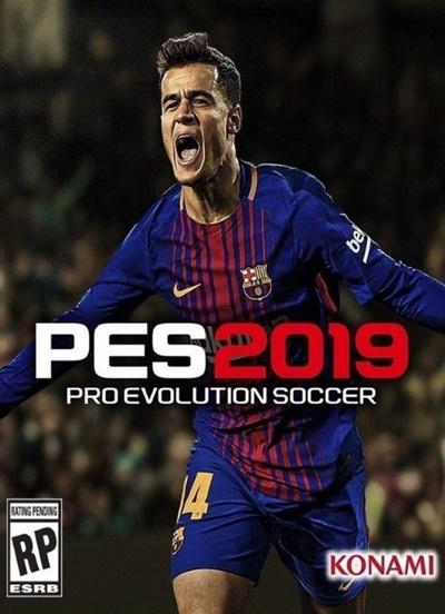โหลดเกมส์ PRO EVOLUTION SOCCER 2019