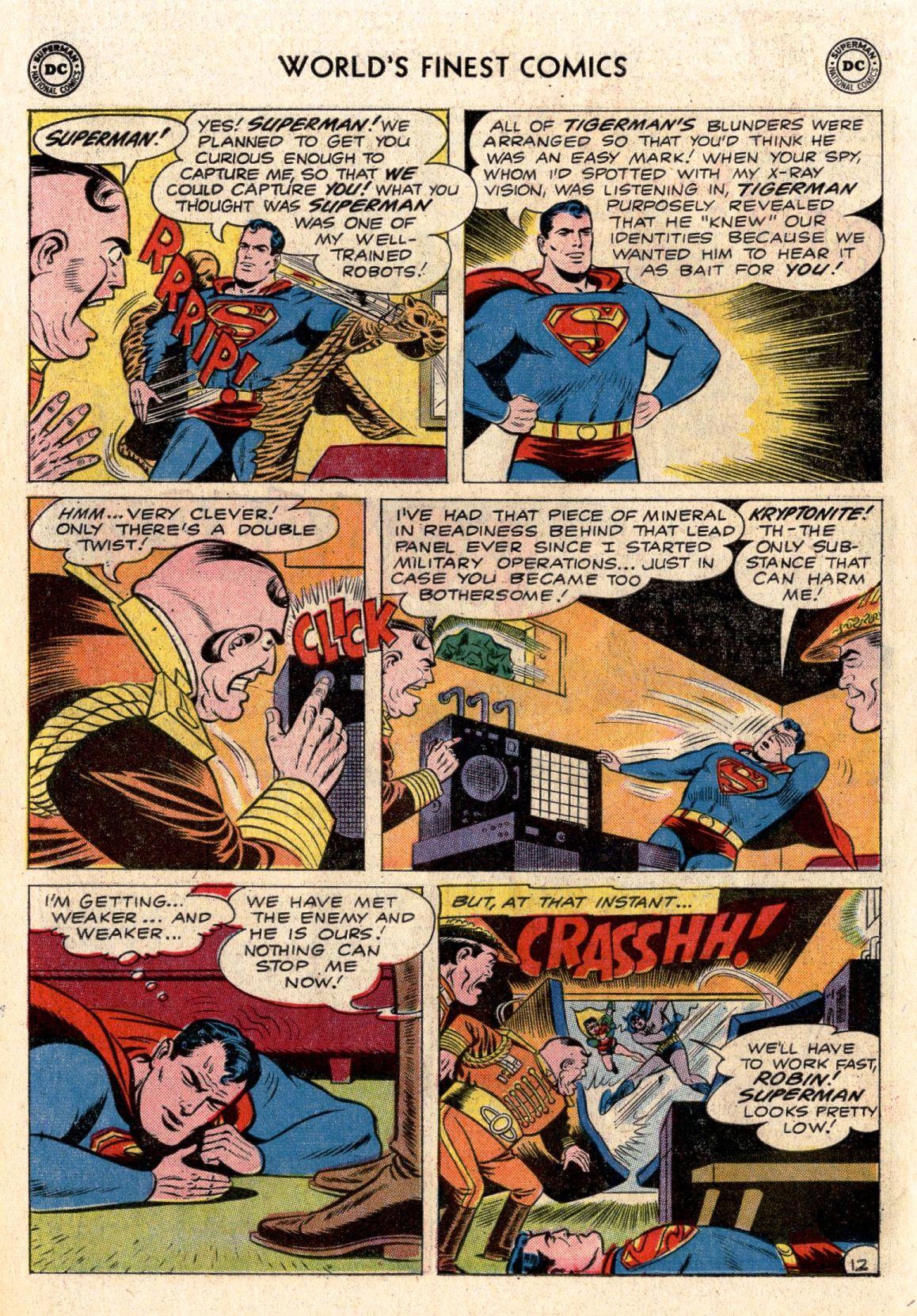 Read online World's Finest Comics comic -  Issue #119 - 14