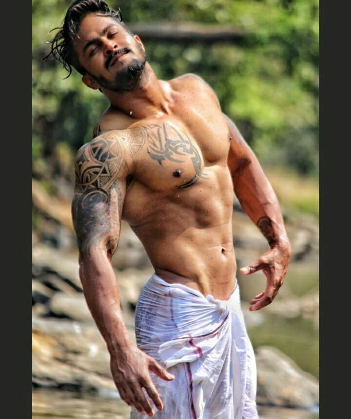 Male indian models naked Indian Hidden