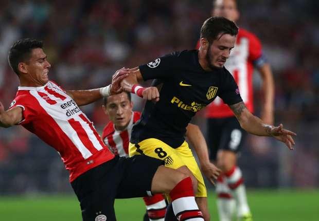 Atletico Madrid Menang Tipis Atas PSV