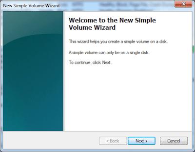 Cara Membuat Partisi Harddisk di Windows Tanpa Software dan Menghapus Data