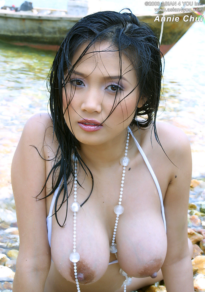 Hot thai girls topless big boob scene