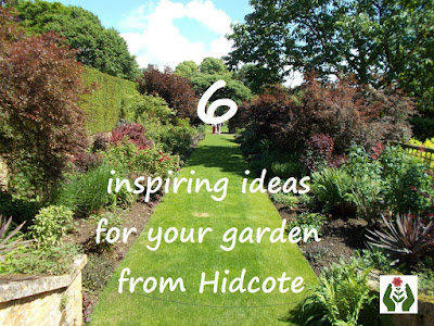 Inspiring garden ideas Hidcote Manor Green Fingered Blog