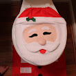 #ProductReview: Christmas Santa Toilet Seat Cover #seatcover