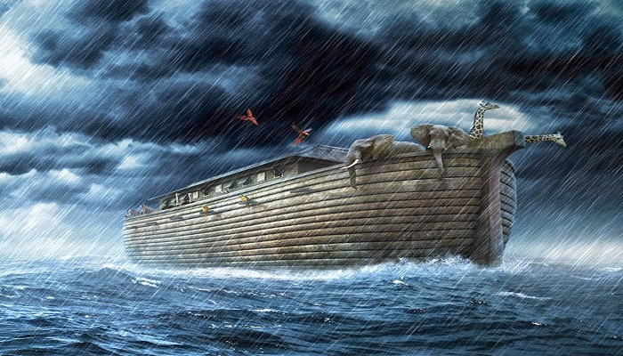 Bencana Banjir Dahsyat dan Misteri Keberadaan Bahtera Nabi Nuh