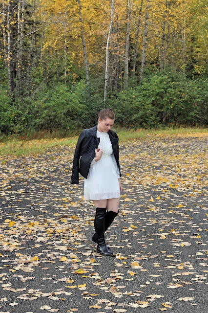 fall fashion LWD